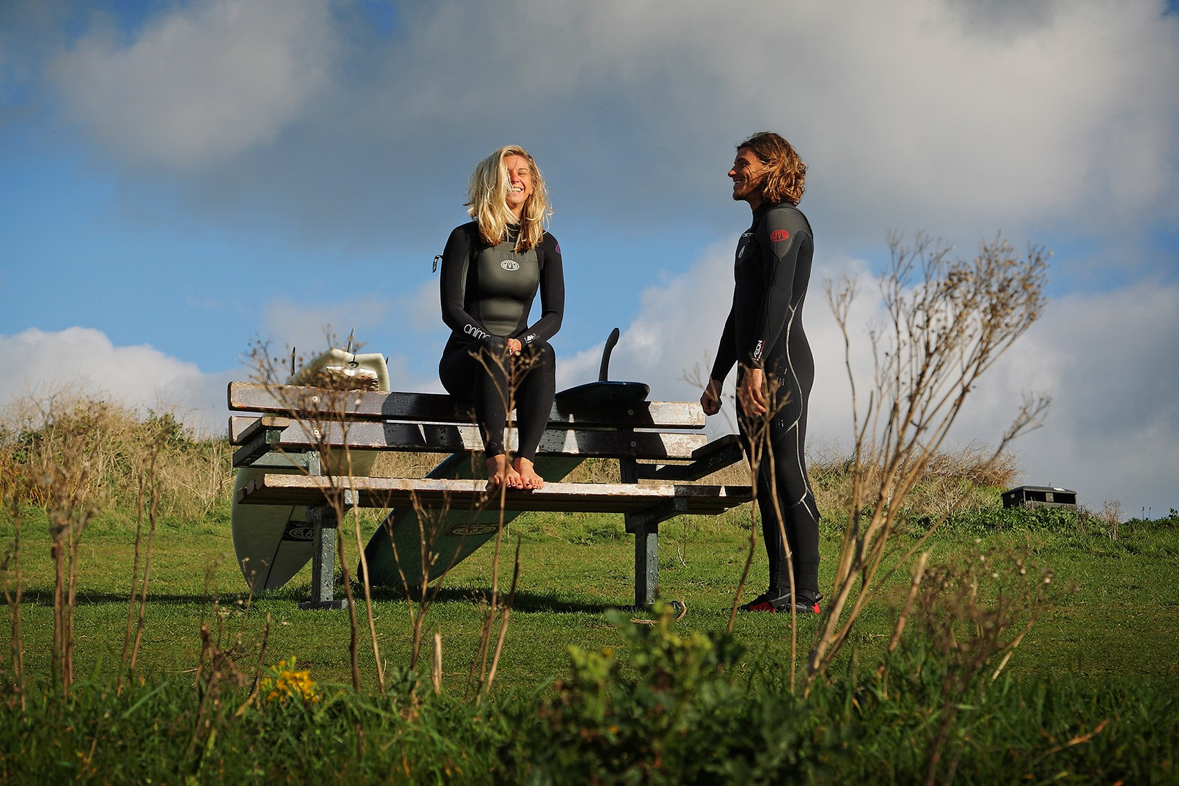 Surfing Wetsuit Guide